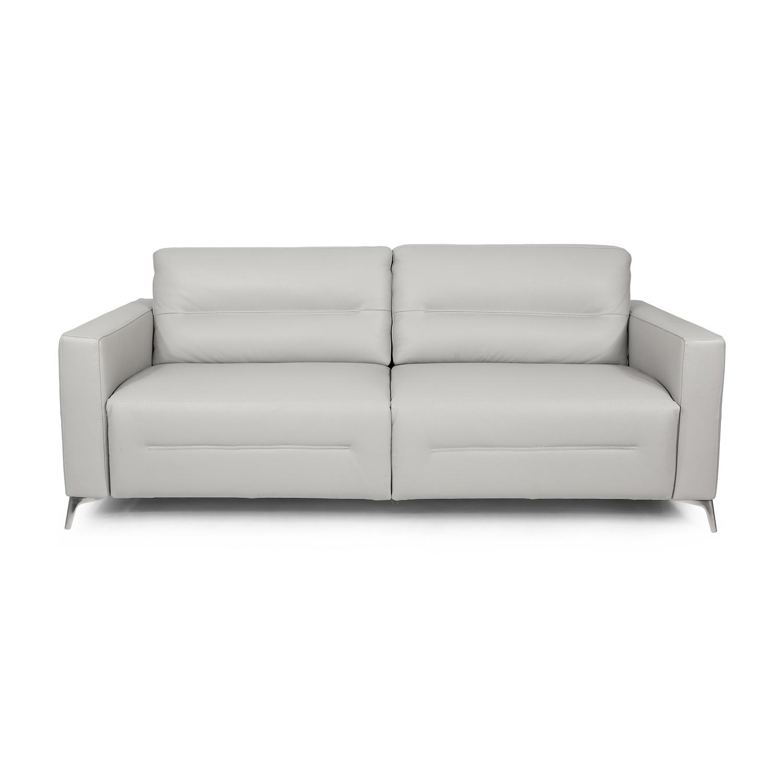 Tucson Sleeper Queen Sofa Within Most Popular Antonio Light Gray Leather Sofas (View 17 of 20)