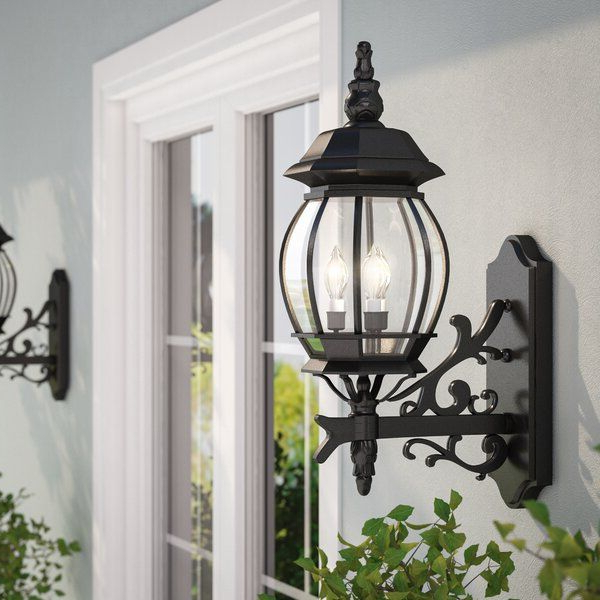 Wall Lantern, Outdoor Wall (View 15 of 20)