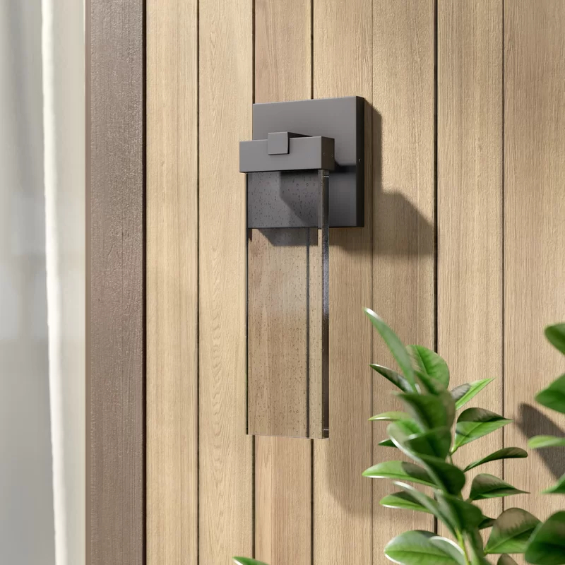 Wayfair In For Well Known Dedmon Outdoor Armed Sconces (View 1 of 20)