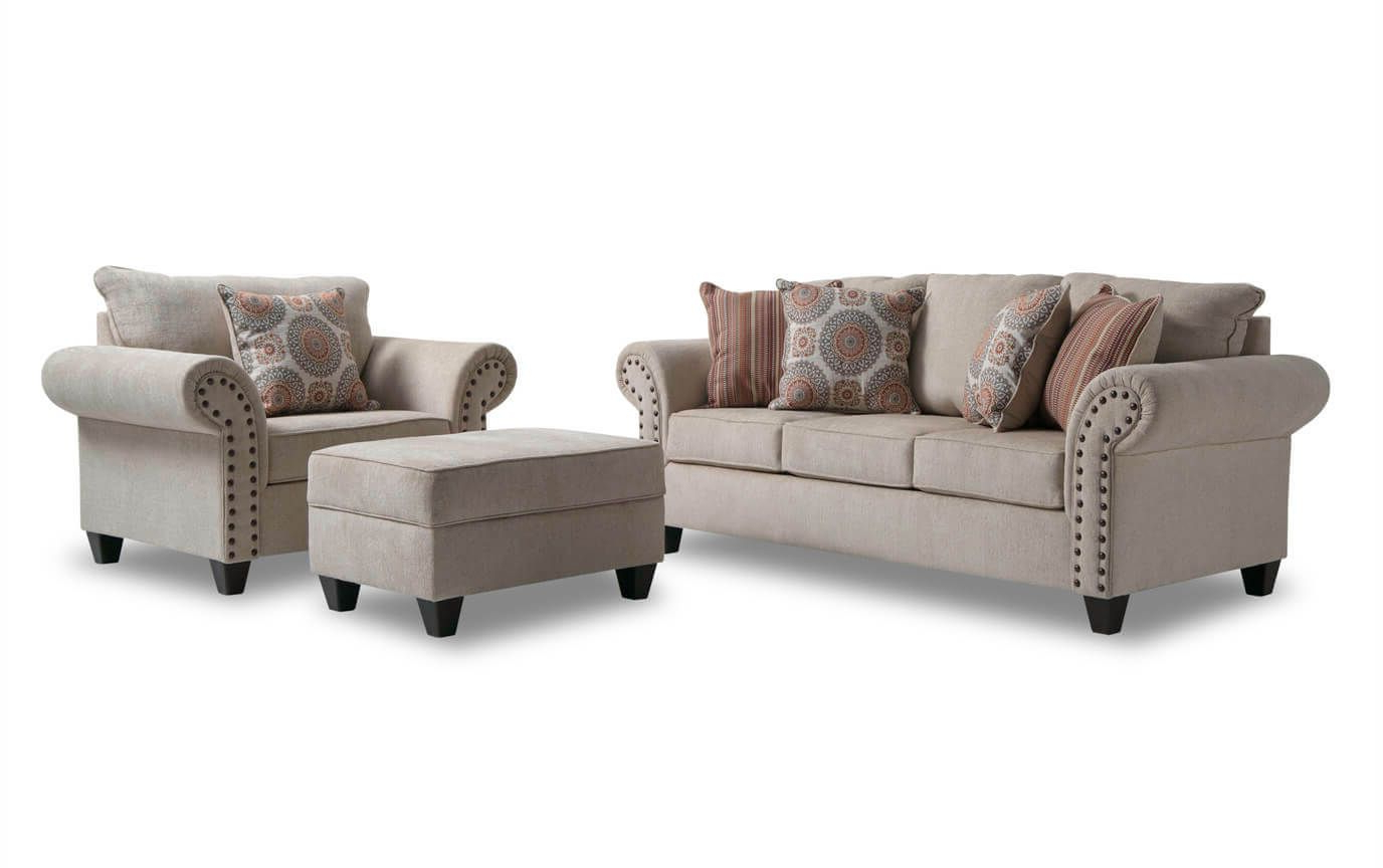Well Known Artisan Blue Sofas Intended For Bobs Furniture Artisan Blue – Home Improvement Ideas (View 3 of 20)