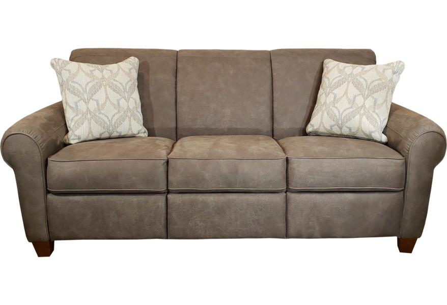 Well Known Bennett Power Reclining Sofas Throughout Bennett Duo™ Power Reclining Sofa With Usb Charging Ports (View 2 of 20)