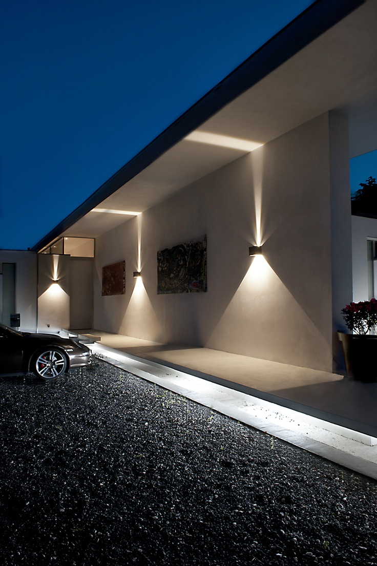 Well Known Brookland Outdoor Wall Lanterns Intended For Outdoor Led Wall Lights – 10 Reasons To Install (View 17 of 20)