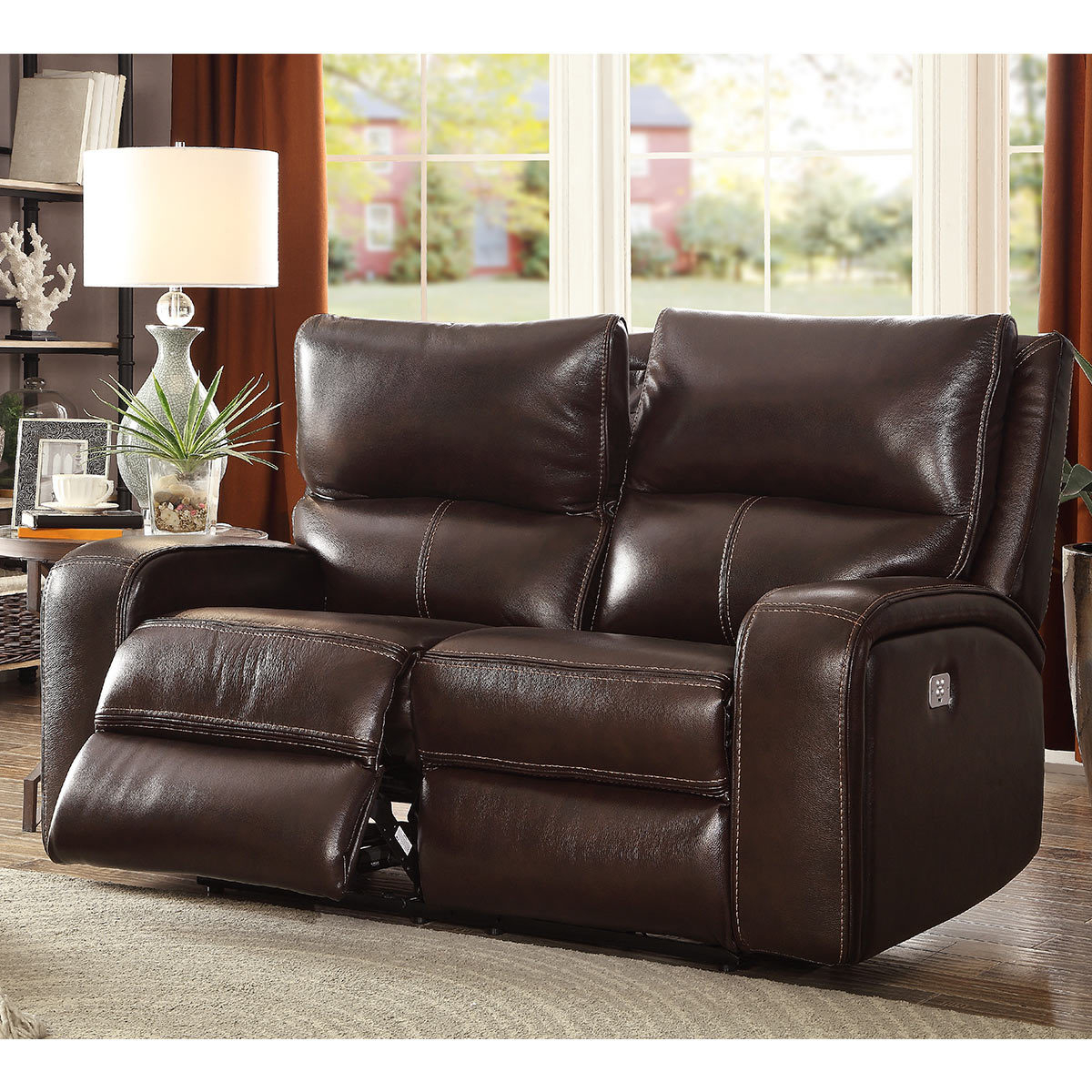 Well Known Contempo Power Reclining Sofas Regarding 2 Seat Leather Reclining Sofa – Sofa Design Ideas (View 14 of 20)