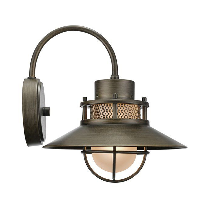 Well Known Crandallwood Wall Lanterns For Liam Outdoor Barn Light & Reviews (View 11 of 20)