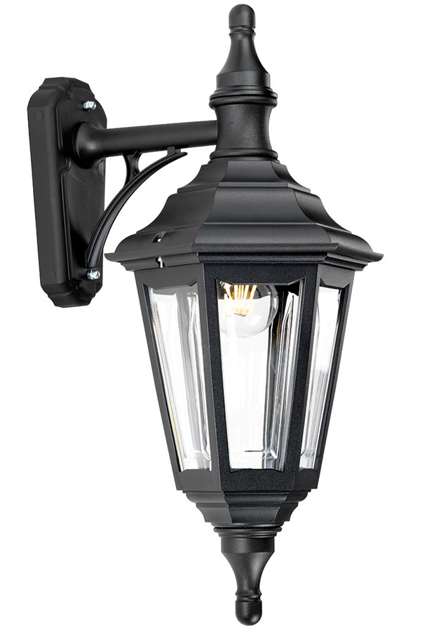 Well Known Elstead Kinsale Corrosion Proof 1 Light Outdoor Wall Inside Socorro Black Outdoor Wall Lanterns (View 13 of 20)