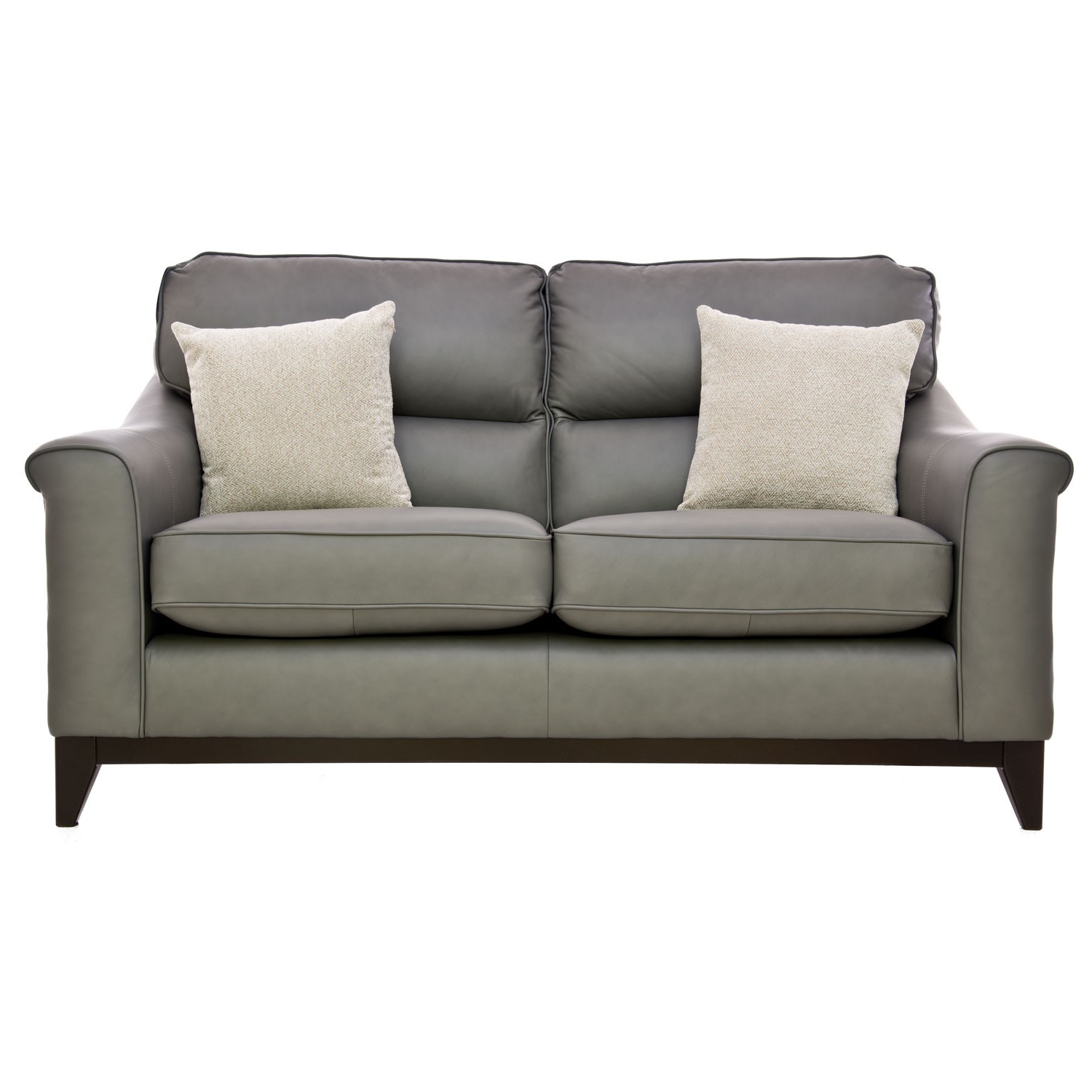 Well Known Montana Sofas With Parker Knoll Montana 2 Seater Leather Sofa (View 1 of 20)