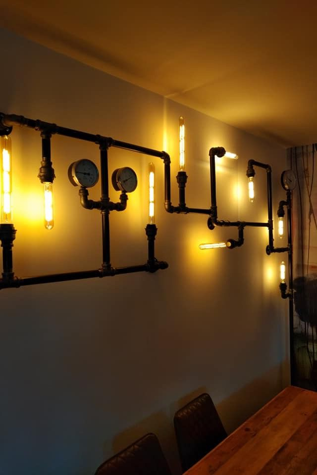 Well Known Pin On Industrial Works Lighting With Regard To Cano Wall Lanterns (View 2 of 20)