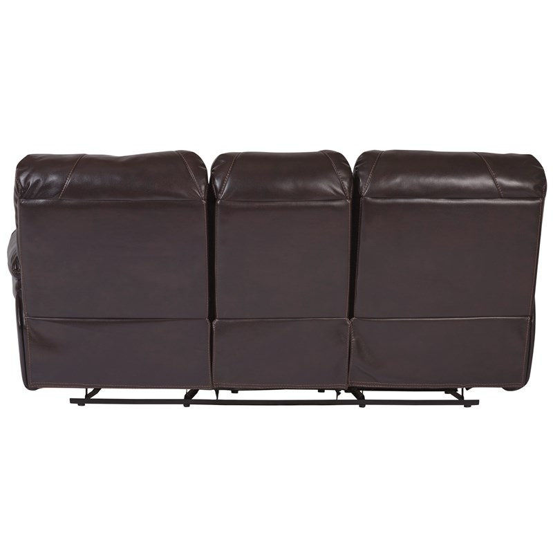 Well Known Ramsey Transitional Triple Power Recliner Sofa – Brown Pertaining To Charleston Triple Power Reclining Sofas (View 19 of 20)