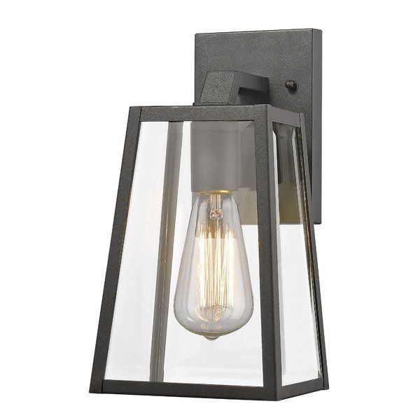 Well Known Rubbed Bronze Wall Sconce (View 5 of 20)