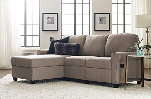 Well Known Serta Copenhagen Reclining Sectional With Right Storage Pertaining To Copenhagen Reclining Sectional Sofas With Left Storage Chaise (View 3 of 20)