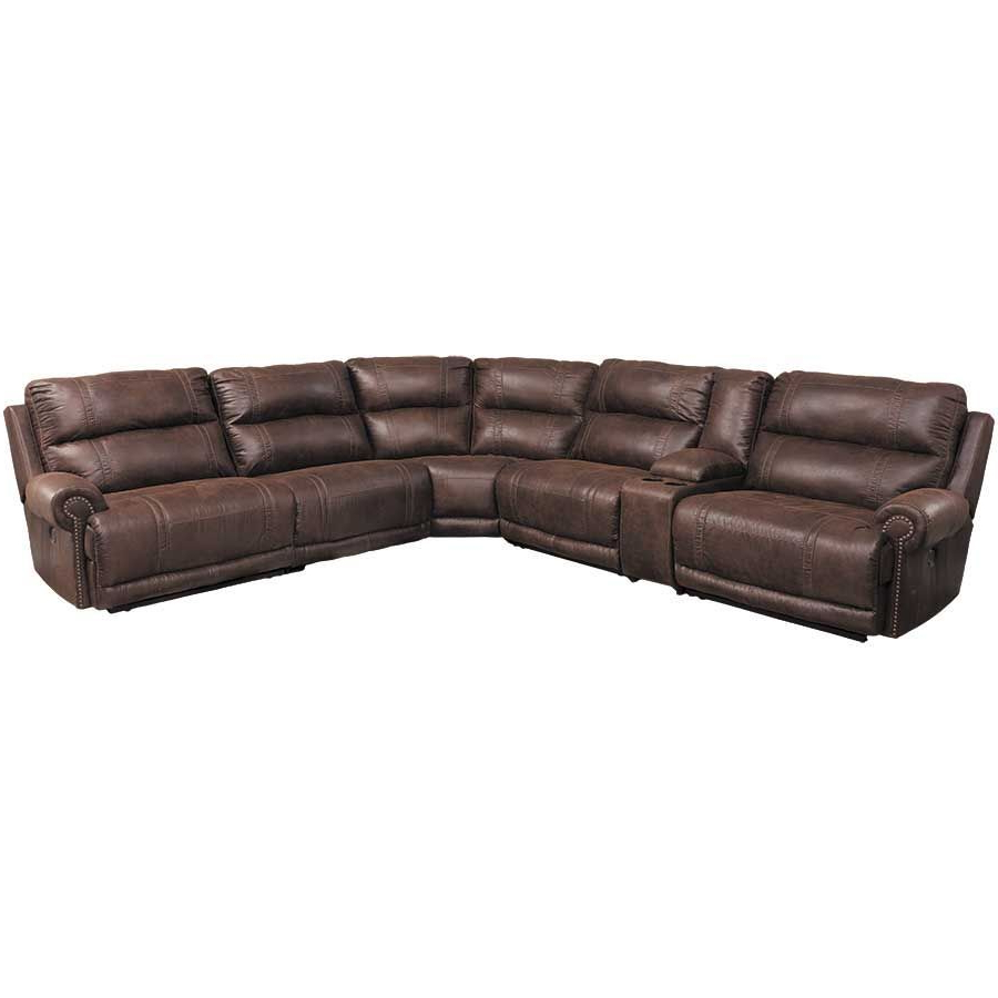 Well Liked 6 Piece Power Reclining Sectional (View 7 of 20)