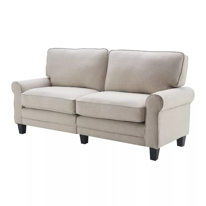 Well Liked Hadley Small Space Sectional Futon Sofas Inside Small Sofa Target – Sofas Sectionals Target : Eknitey End (View 3 of 20)