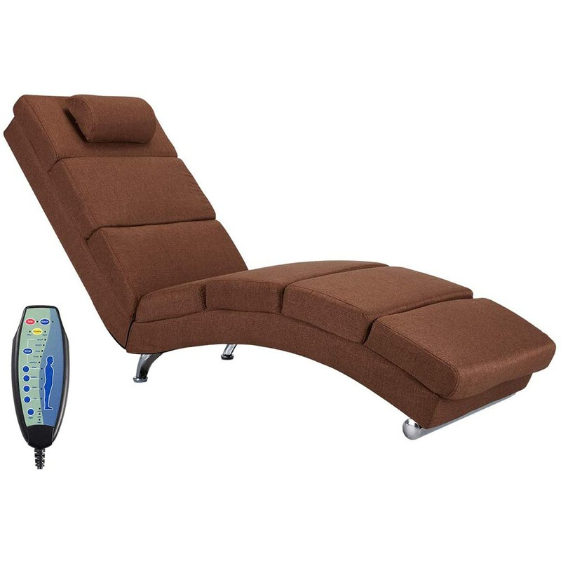 Well Liked Orren Ellis Power Reclining Heated Full Body Massage Chair Throughout Navigator Manual Reclining Sofas (View 8 of 20)