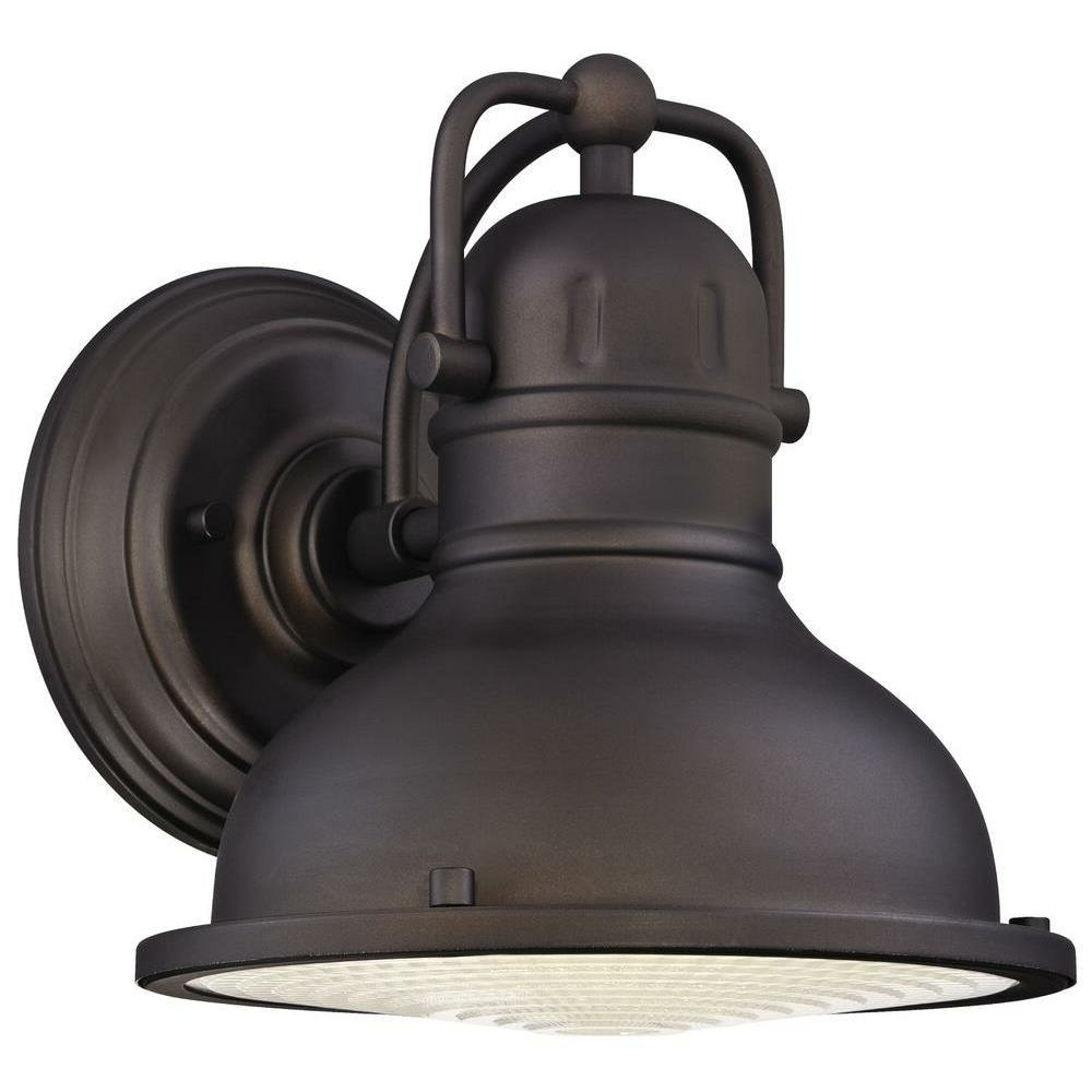 Westinghouse Lighting Orson 1 Light Outdoor Barn Light With Well Liked Aleena Outdoor Barn Lights (View 9 of 20)