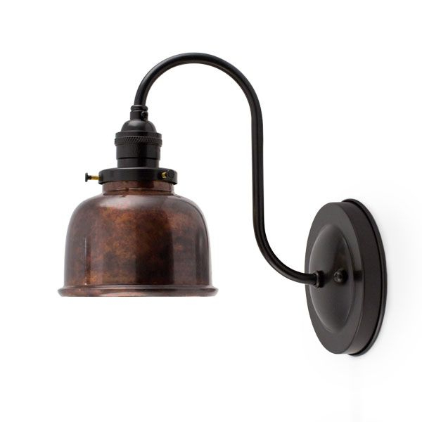 Widely Used Belleair Bluffs Outdoor Barn Lights In Fargo Copper Wall Sconce, 999 Oil Rubbed Copper, Mounting (View 8 of 17)