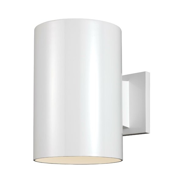 Widely Used Dylan 1 – Bulb Integrated Led Outdoor Armed Sconce For Chazz Integrated Led Outdoor Armed Sconces (View 6 of 20)