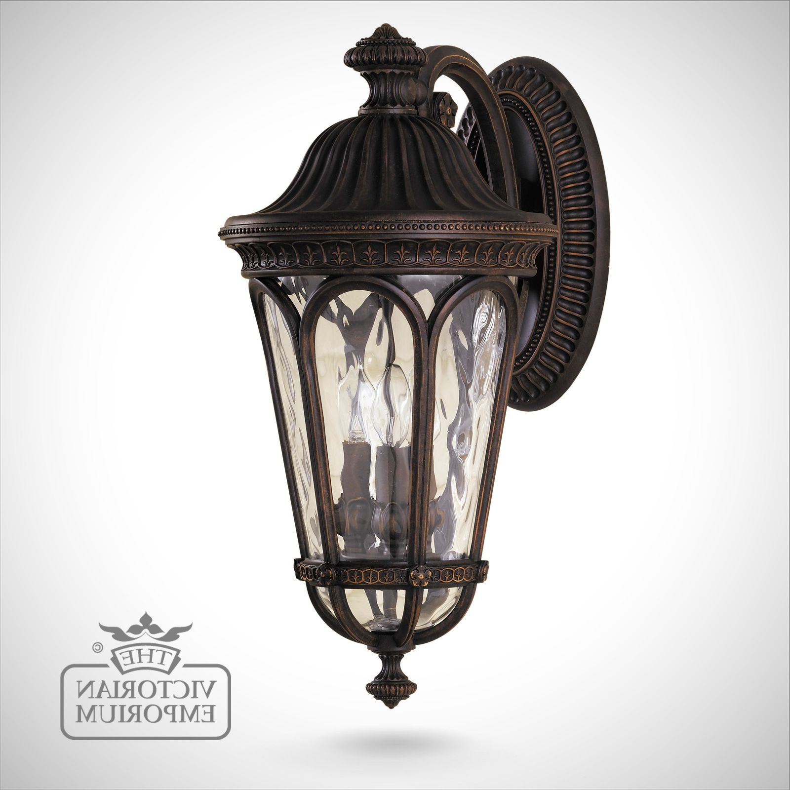 Widely Used Gillett Outdoor Wall Lanterns Pertaining To Regent Large Wall Lantern (View 1 of 20)
