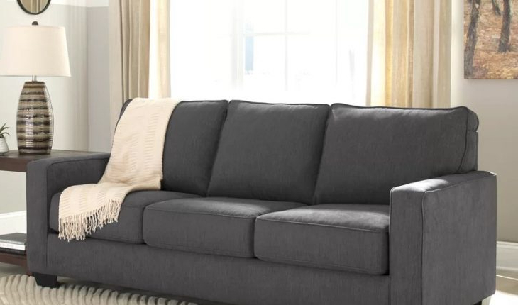 Widely Used Madilynn Queen Sleeper Sofawinston Porter Review Within Winston Sofa Sectional Sofas (View 18 of 20)