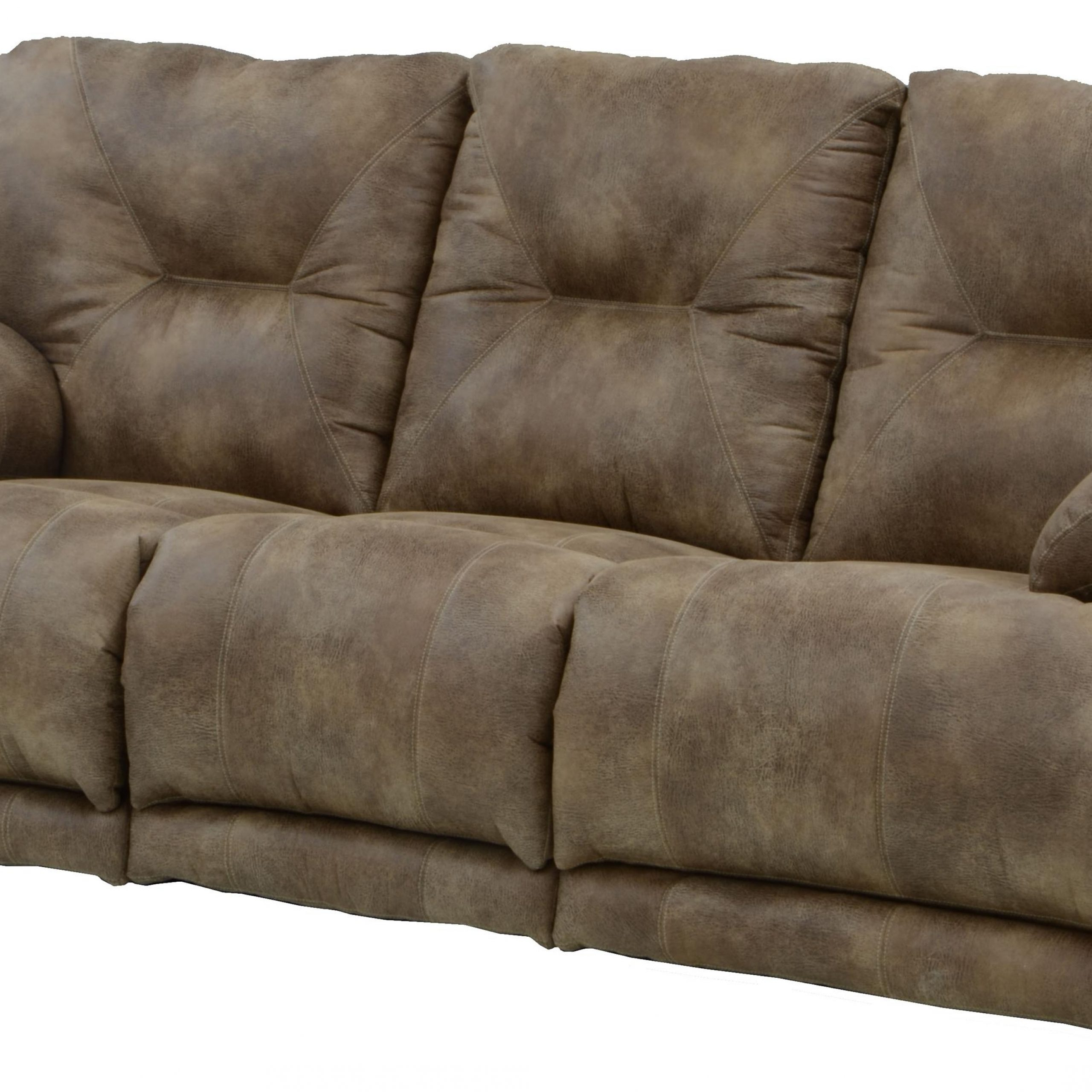 """Widely Used Power Reclining Sofas With Power 3 Seat """"lay Flat"""" Reclining Sofa With Fold Down (View 17 of 20)"""