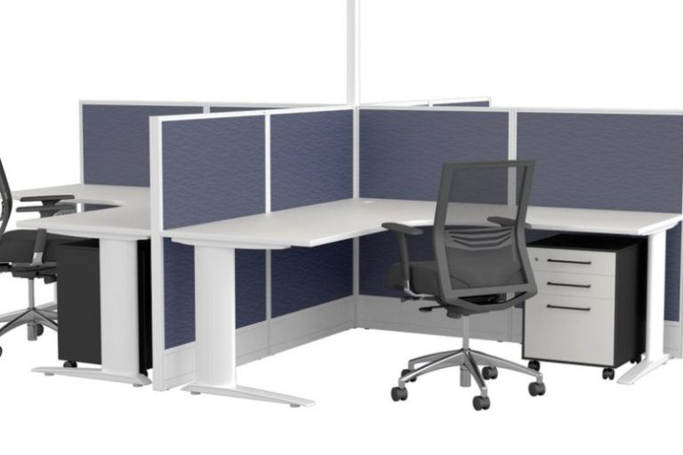 Widely Used Symmetry Fabric Power Reclining Sofas Intended For Cubit 50 Workstation Screen Power Pole Symmetry Desk Nexus (View 11 of 20)