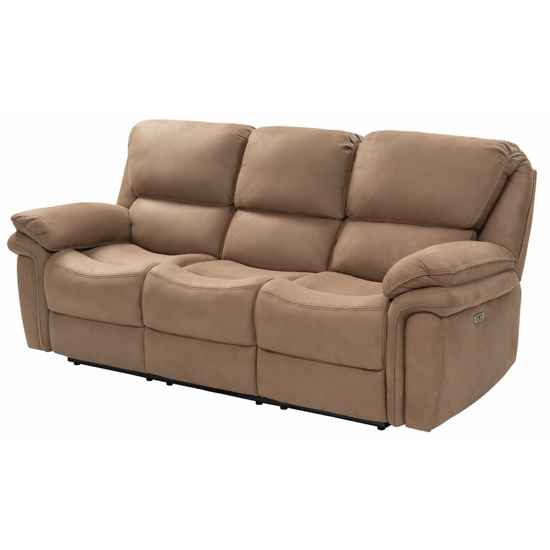 Winston Porter Thibault Power Reclining Sofa & Reviews In Well Known Winston Sofa Sectional Sofas (View 4 of 20)