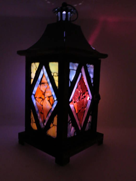 Wrentham Beveled Glass Outdoor Wall Lanterns For Widely Used Candle Lantern For Garden Or Home  (View 5 of 20)