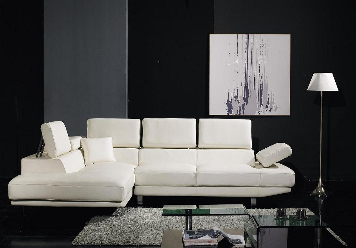 Yil T60 Ultra Modern Sectional Sofa (View 8 of 20)