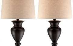 Bronze Living Room Table Lamps
