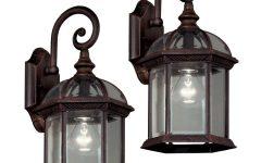 Outdoor Bronze Lanterns