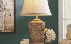 Elegant Living Room Table Lamps