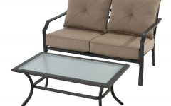 Steel Patio Conversation Sets