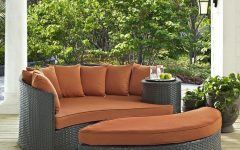 Tripp Patio Daybeds with Cushions