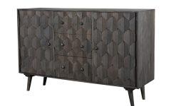 Drummond 3 Drawer Sideboards