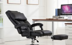 Executive Office Chairs With Footrest