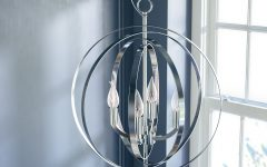 Hendry 4-Light Globe Chandeliers