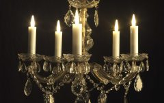 Led Candle Chandeliers