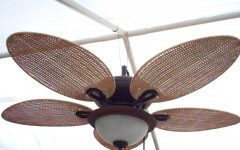 Outdoor Ceiling Fans with Hook