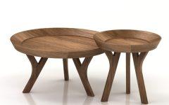 Moraga Barrel Coffee Tables