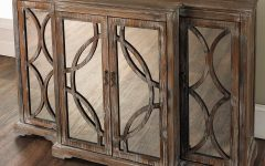 2-door Mirror Front Sideboards