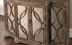 2-Door Mirror Front Sideboards