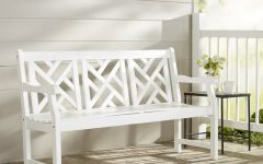Amabel Wooden Garden Benches