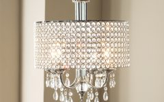 Aurore 4-light Crystal Chandeliers