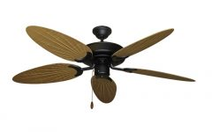 Outdoor Ceiling Fans With Bamboo Blades