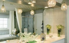 Chandelier Bathroom Ceiling Lights