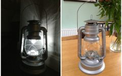Outdoor Lanterns with Remote Control
