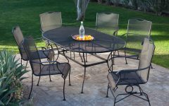 Iron Patio Conversation Sets