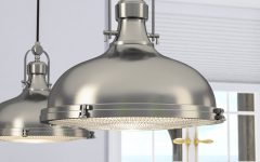 Freeda 1-light Single Dome Pendants