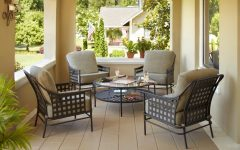 Patio Furniture Conversation Sets At Home Depot