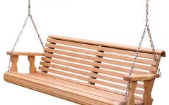 Porch Swings With Chain