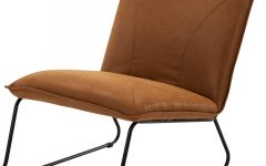 Broadus Genuine Leather Suede Side Chairs